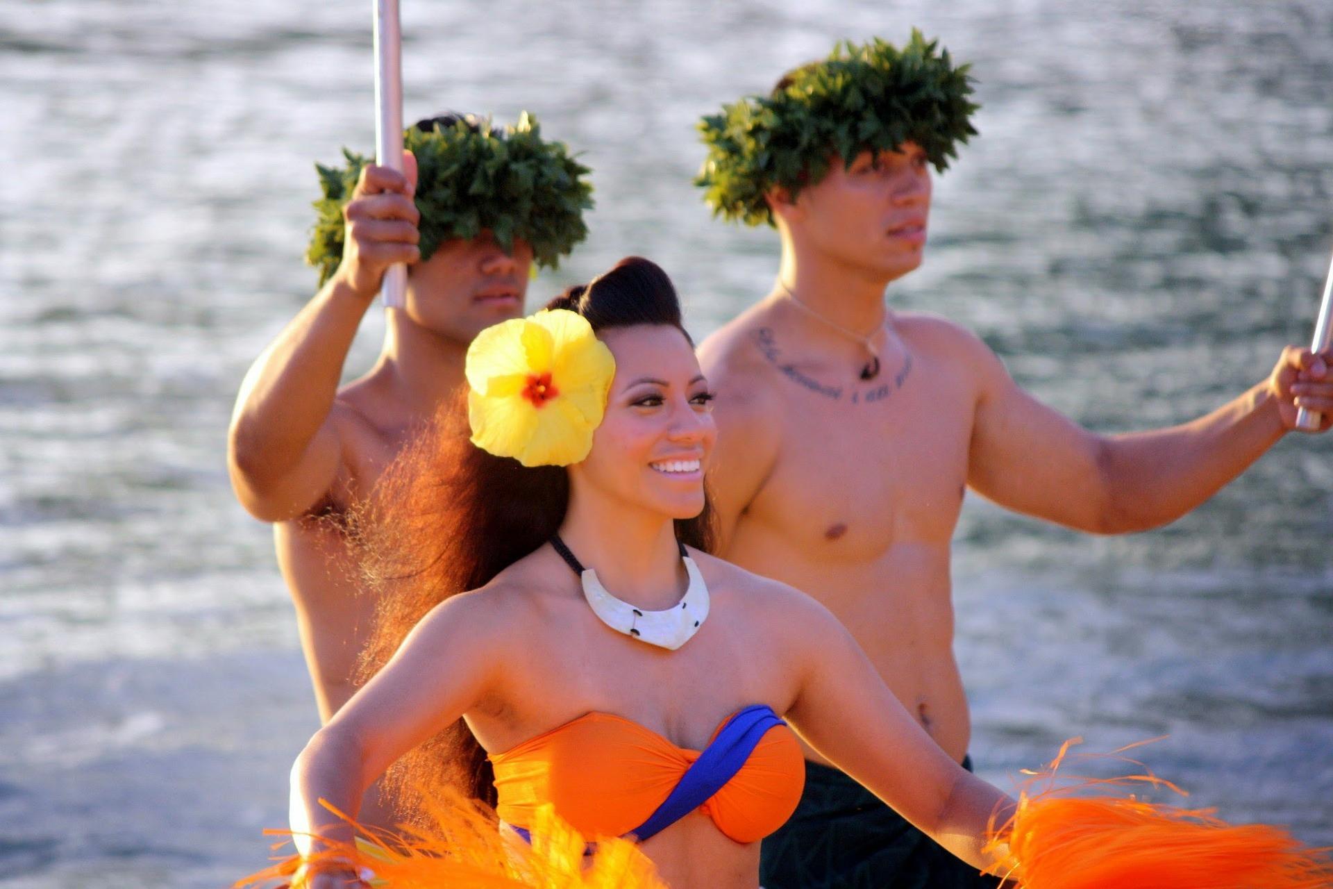 Hawaiianische Massage
